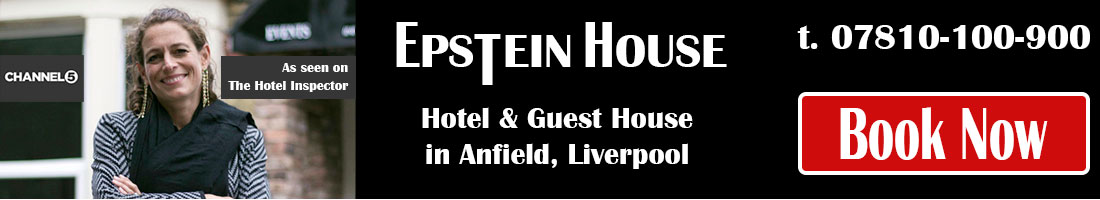 Hotel in Anfield Liverpool